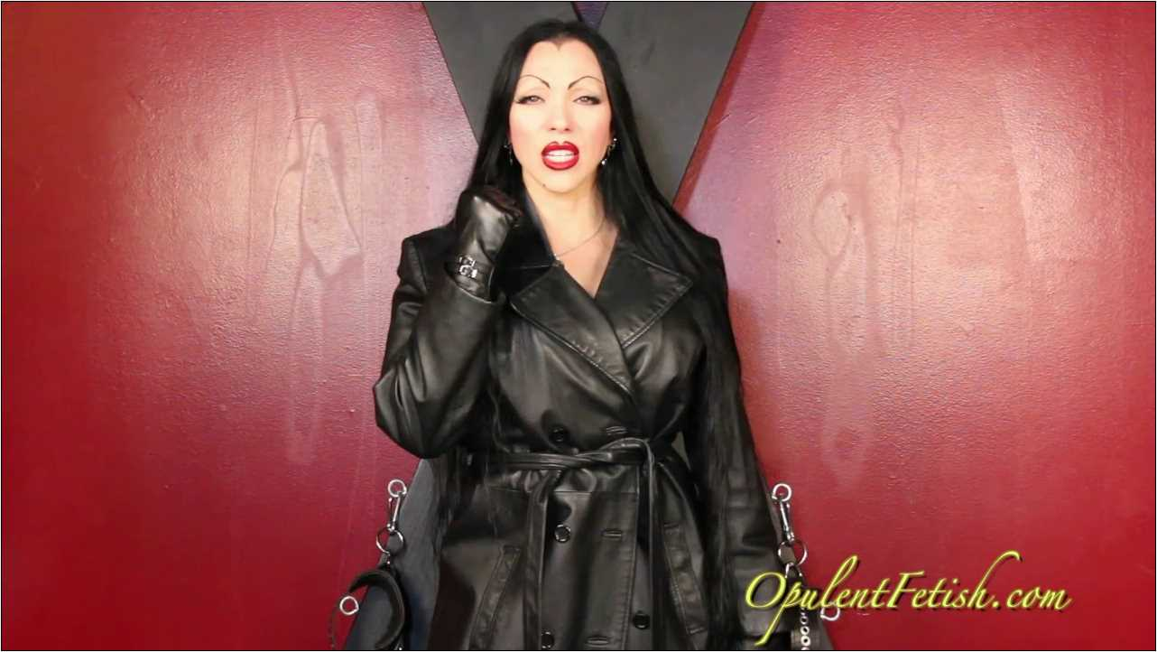Goddess Cheyenne In Scene: Leather Domina POV - OPULENTFETISH / GODDESSCHEYENNE - HD/720p/MP4