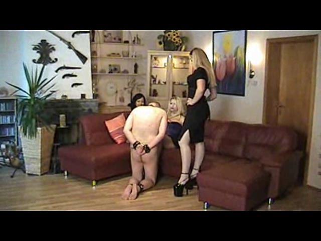 3 FemDoms In Scene: Freakshow - PLANETFEMDOM - SD/480p/WMV