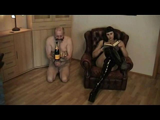Diana Vaughan In Scene: Dehumanization - PLANETFEMDOM - SD/480p/WMV