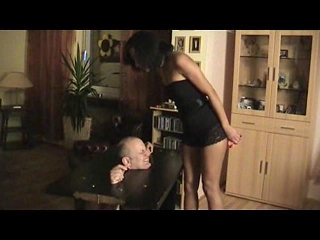 Lady Dominique In Scene: Torture Table - PLANETFEMDOM - SD/480p/WMV