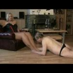 The Governess In Scene: Feet Slave – PLANETFEMDOM – SD/480p/WMV