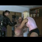 The Governess, Lady Xena In Scene: Face lapping – PLANETFEMDOM – SD/480p/WMV