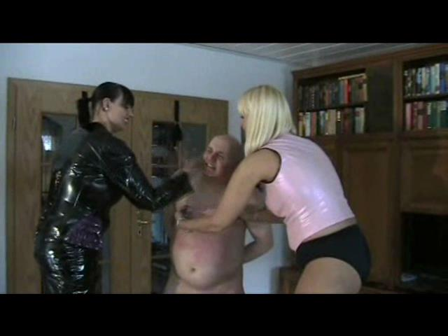 The Governess, Lady Xena In Scene: Face lapping - PLANETFEMDOM - SD/480p/WMV