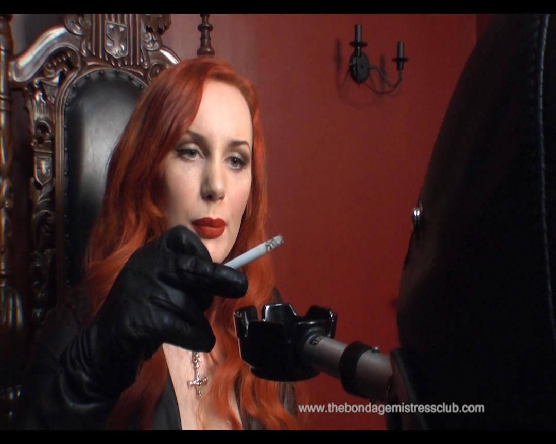Mistress Morrigan In Scene: Smoke and Slave - THEBONDAGEMISTRESSCLUB - HD/864p/WMV