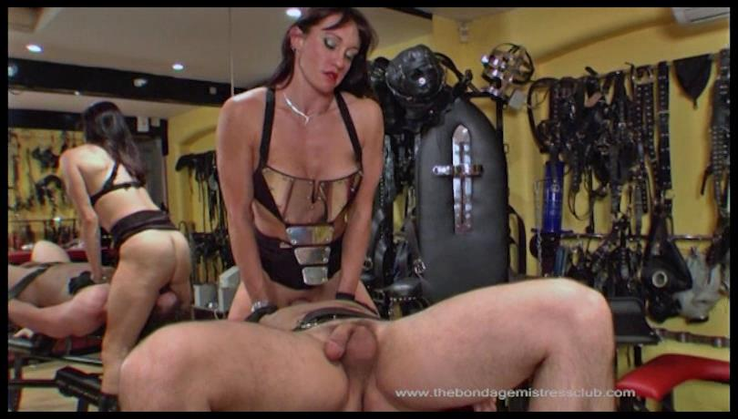 Riding Mistress In Scene: In Between Appointments - THEBONDAGEMISTRESSCLUB - SD/460p/FLV