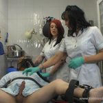 Shay Hendrix In Scene: The Check Up – THEBONDAGEMISTRESSCLUB – HD/720p/WMV