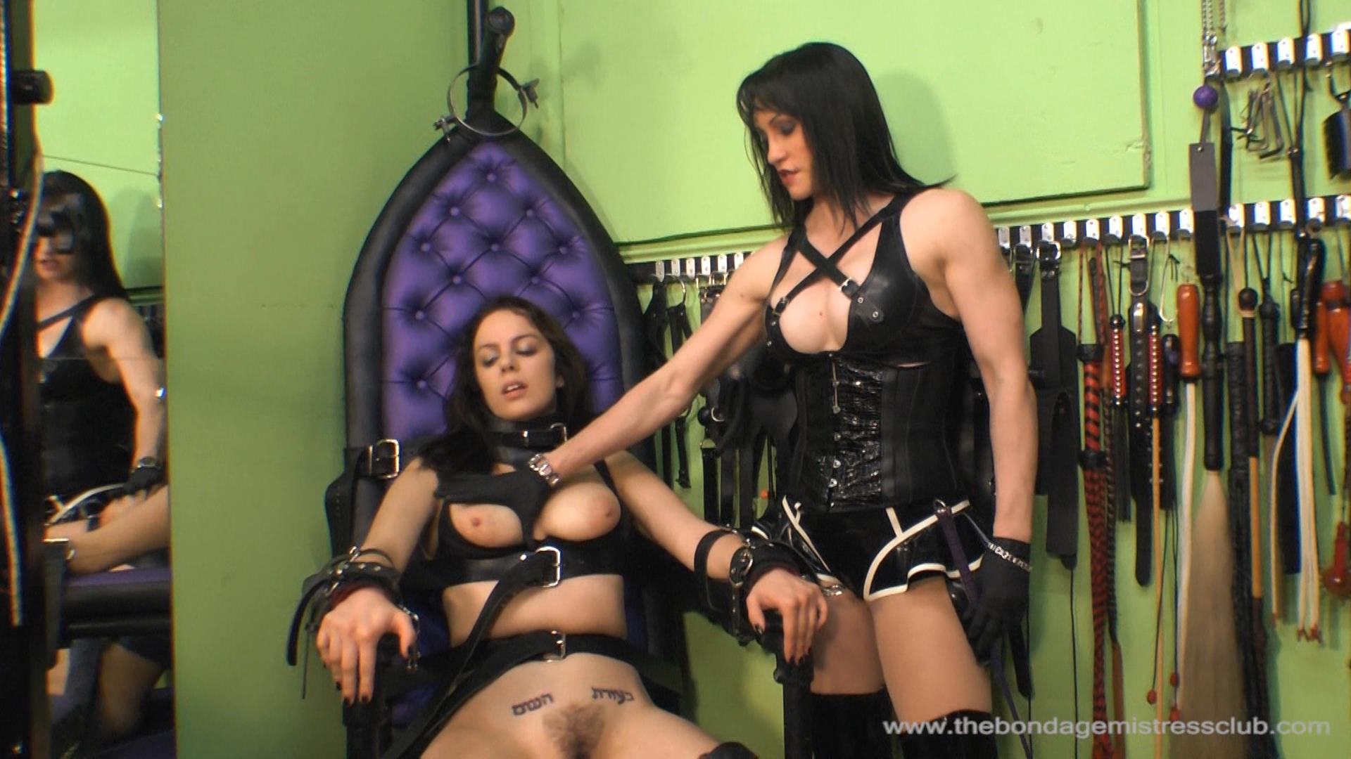 Riding Mistress, Subgirl Beauvoir In Scene: Beauvoir in Pain Slut - THEBONDAGEMISTRESSCLUB - FULL HD/1080p/WMV