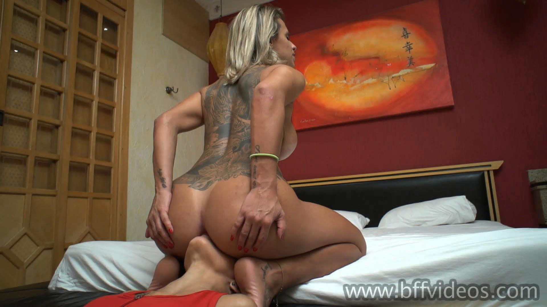 Domme Olivia In Scene: Olivia Ass Domination Full - BFFVIDEOS - FULL HD/1080p/MP4