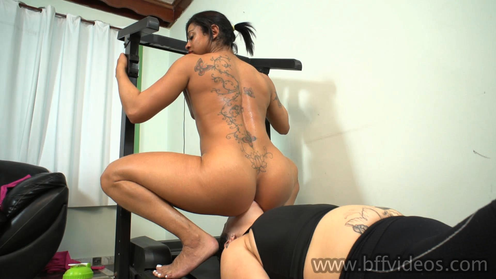 Debora Viana In Scene: Worship Debora Vianna Real Sweaty Ass Full - BFFVIDEOS - FULL HD/1080p/MP4
