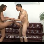 Teen Stripper Foot Domination Part 1 – BRUTALFOOTDOMINATION – SD/480p/WMV