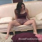 Psychiatrist Foot Domination Part 1 – BRUTALFOOTDOMINATION – SD/480p/WMV