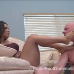 Psychiatrist Foot Domination Part 2 – BRUTALFOOTDOMINATION – SD/480p/WMV