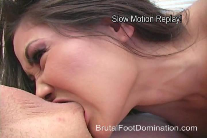Psychiatrist Foot Domination Part 3 - BRUTALFOOTDOMINATION - SD/480p/WMV