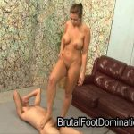 Wrestling and Foot Domination Part 3 – BRUTALFOOTDOMINATION – SD/480p/WMV