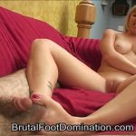 Bikini Babe Foot Domination and Femdom Foot Fetish Cumshots Part 3 – BRUTALFOOTDOMINATION – SD/480p/WMV