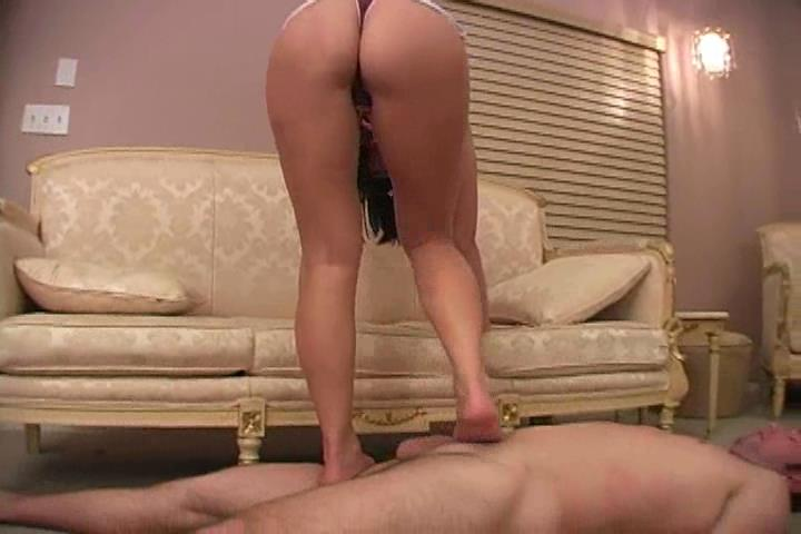 Girlfriend Foot Domination Part 1 - BRUTALFOOTDOMINATION - SD/480p/WMV