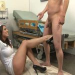Sexy Nurse Foot Domination Part 1 – BRUTALFOOTDOMINATION – SD/480p/WMV