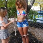 Diamond Dee, Briella Jaden In Scene: Busty Black Bitch Tethered to the Tree – BRIELLASBONDAGEBOUTIQUE – HD/720p/MP4