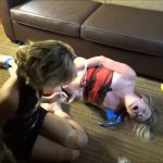 Alaina Rose, Briella Jaden In Scene: Alaina and Briella Violated – BRIELLASBONDAGEBOUTIQUE – HD/720p/MP4