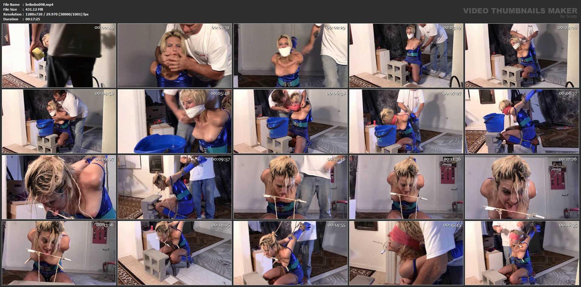 Briella Jaden In Scene: Briella's Nasty Ordeal - BRIELLASBONDAGEBOUTIQUE - HD/720p/MP4