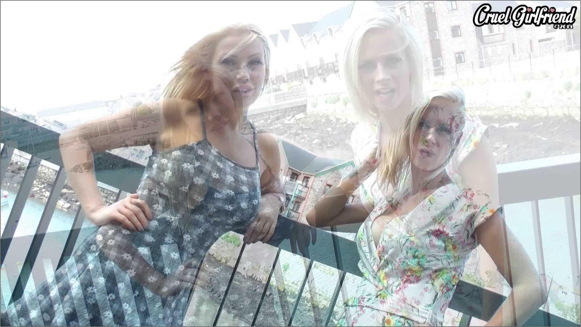 Electra Brooke In Scene: Dressed For The Town - CRUELGF - FULL HD/1080p/WMV