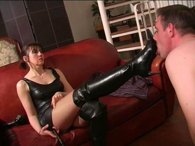 Mistress Christine In Scene: Ms Christine - Punishment - FRENCH-DOMINA - SD/480p/WMV