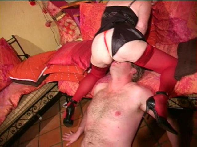 Mistress Athena In Scene: Miss Athena - Use your tongue - FRENCH-DOMINA - SD/480p/WMV