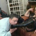 Mistress Lola In Scene: My dear Aunt – FRENCH-DOMINA – SD/576p/WMV