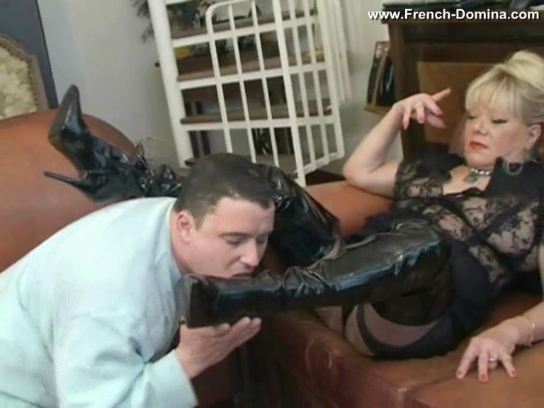Mistress Lola In Scene: My dear Aunt - FRENCH-DOMINA - SD/576p/WMV