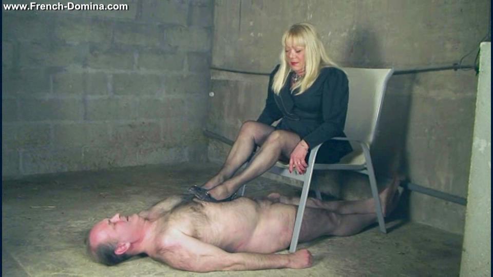 Mistress Lola In Scene: Miss Lola - Brutality - FRENCH-DOMINA - SD/540p/WMV