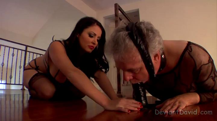 Sophie Dee In Scene: DEVIANTDAVID - Sophie Dee 2 - MEANWORLD - SD/404p/MP4