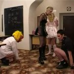 GET IT RIGHT WITH MISTRESS D STRIX – OWK / OWK-CINEMA – SD/480p/MP4