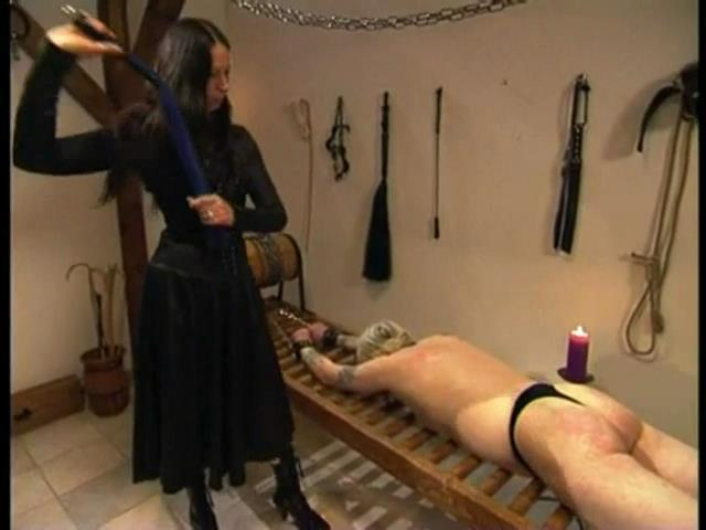 MISTRESS MARILYN IN THE OWK 1 - OWK / OWK-CINEMA - SD/480p/MP4