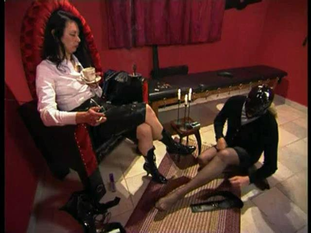 MISTRESS MARILYN IN THE OWK 2 - OWK / OWK-CINEMA - SD/480p/MP4
