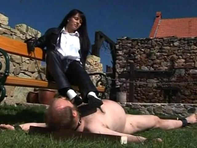 MADAME KATARINA In Scene: TO PUNISH & ENSLAVE - OWK / OWK-CINEMA - SD/480p/MP4