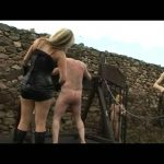 MISTRESS NICOLETTE, MISTRESS GEMINI In Scene: HAPPY HOUR AT THE PILLORY – OWK / OWK-CINEMA – SD/480p/MP4