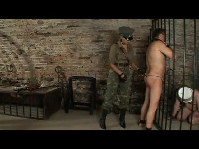 MISTRESS JOHANNA In Scene: CRUEL PRISON EXPERIENCE - OWK / OWK-CINEMA - SD/480p/MP4
