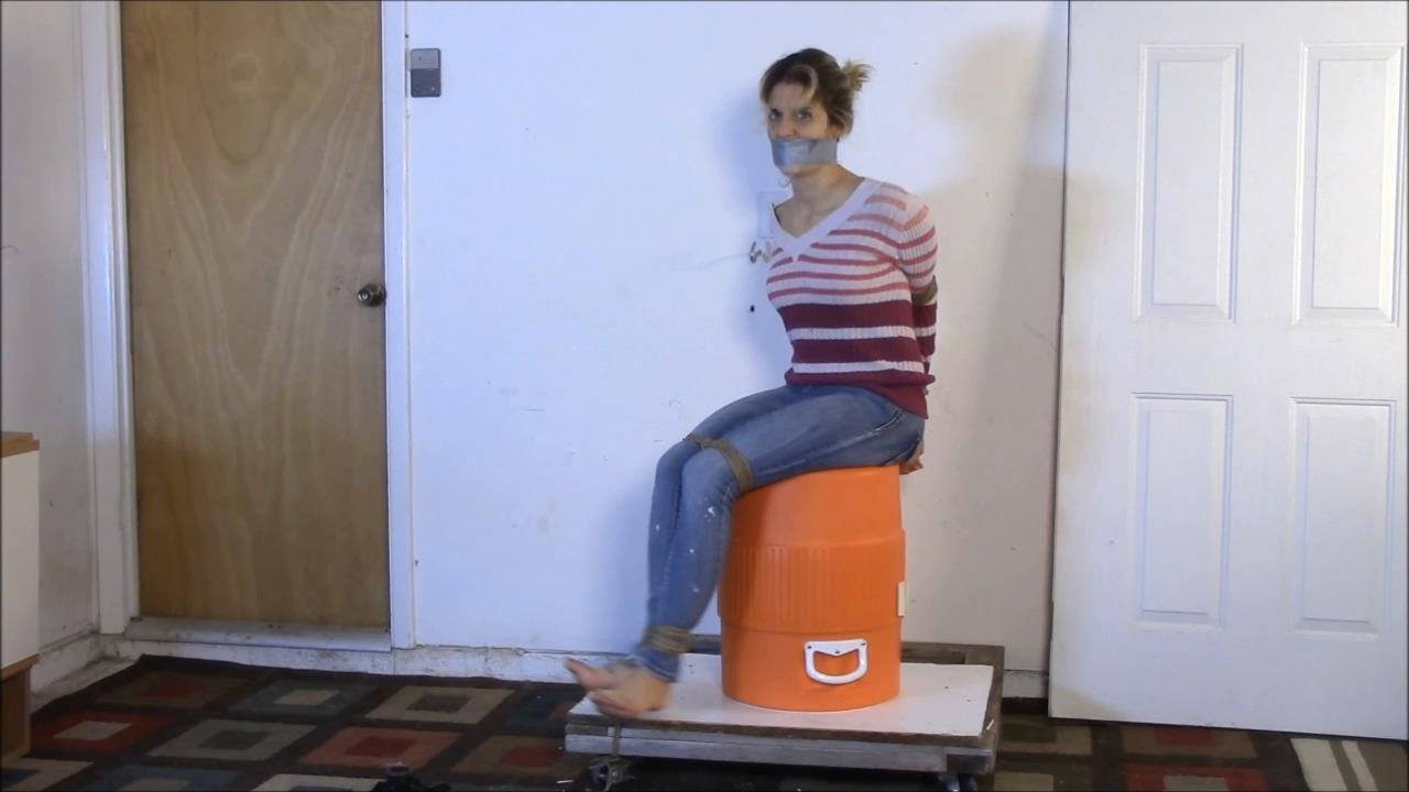 Briella Jaden In Scene: Briella's Sweater Bound in Boots - BRIELLASBONDAGEBOUTIQUE - HD/720p/MP4