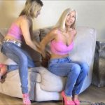 Amanda Fox, Briella Jaden In Scene: You Will Be Mine Or Else Blondie – BRIELLASBONDAGEBOUTIQUE – HD/720p/MP4
