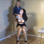 Briella Jaden In Scene: Ex Convict Gets Her Evil Retribution – BRIELLASBONDAGEBOUTIQUE – HD/720p/MP4