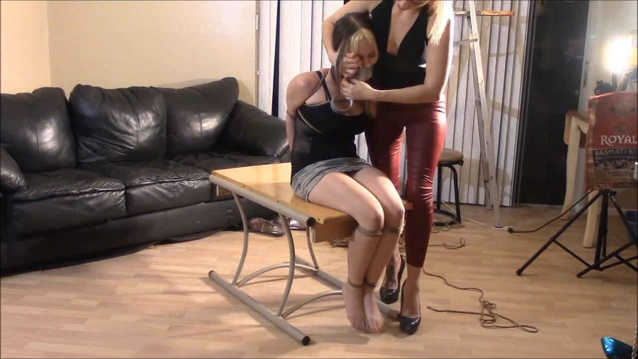 Briella Jaden, Lexi In Scene: Lexi is Bound - BRIELLASBONDAGEBOUTIQUE - HD/720p/MP4