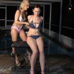 Sophie Sweets, Briella Jaden In Scene: It's a Daddy Triangle – BRIELLASBONDAGEBOUTIQUE – HD/720p/MP4