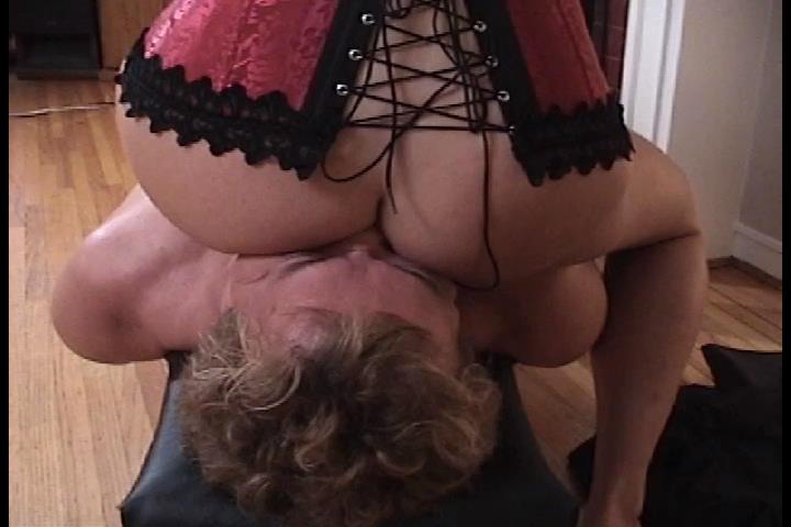 Mistress Velvet In Scene: She Turned Her Boyfriend into Her Asslicker - CLUBSTILETTO - SD/480p/MP4