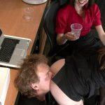 Mistress T, Mistress Bijou Steal In Scene: Office Bum Licker – CLUBSTILETTO – HD/720p/MP4