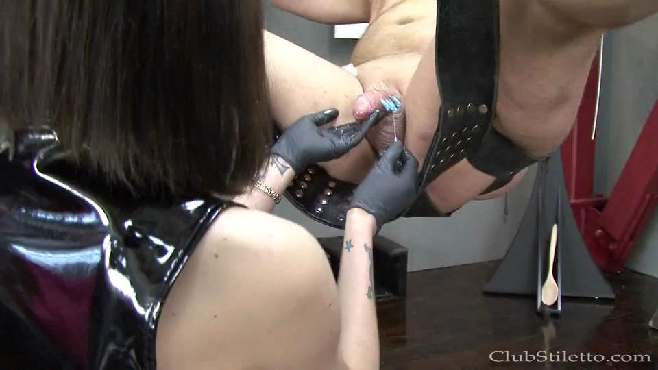 Mistress Bijou Steal In Scene: Bijou Steal's Creature 2 Full - CLUBSTILETTO - SD/540p/MP4