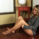 Erotic Nikki Ashton In Scene: Ejaculate For My Oily Pantyhose – EROTICNIKKI – HD/720p/MP4