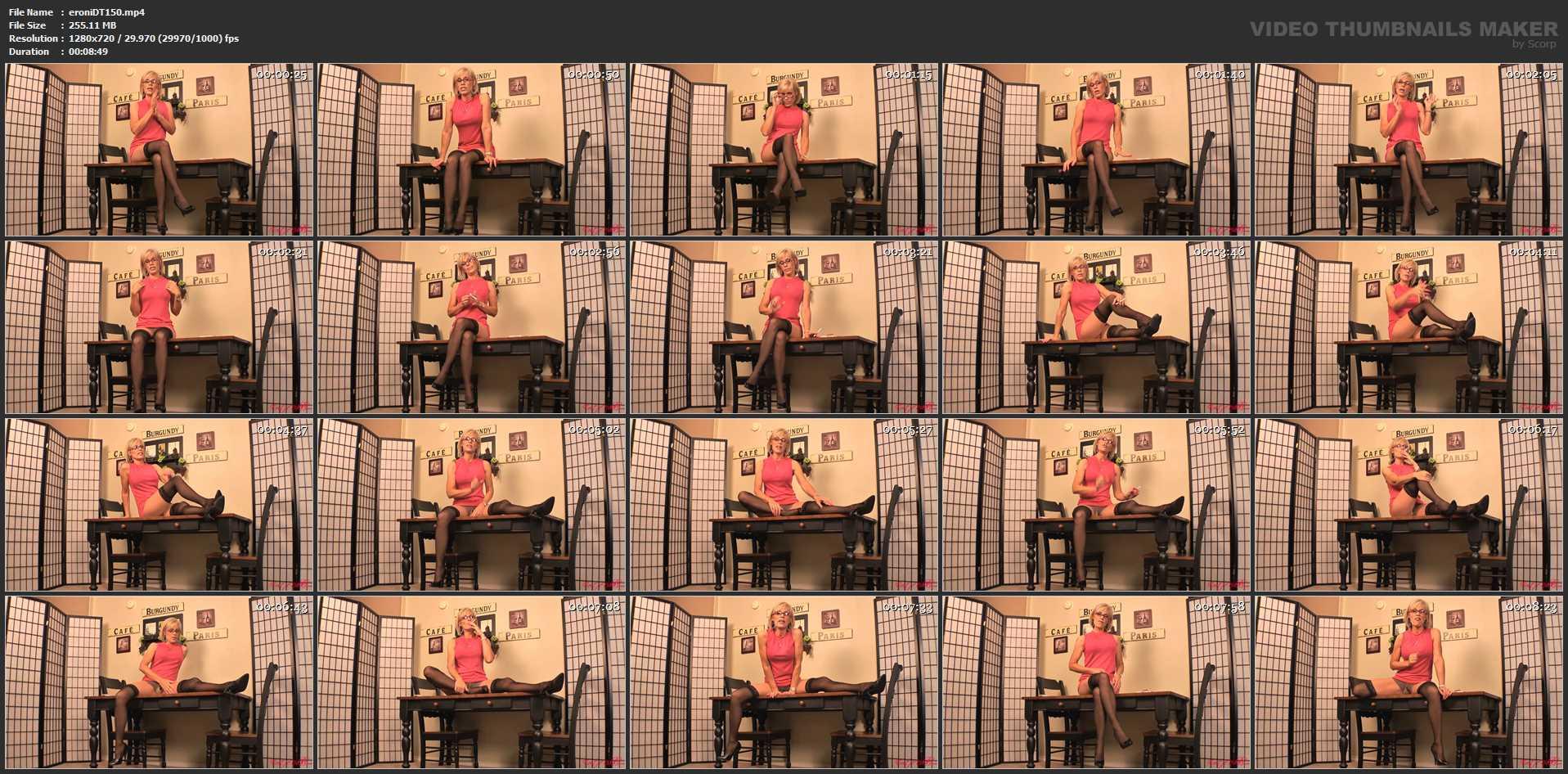 Erotic Nikki Ashton In Scene: Sex Education - Masturbation 101 - EROTICNIKKI - HD/720p/MP4