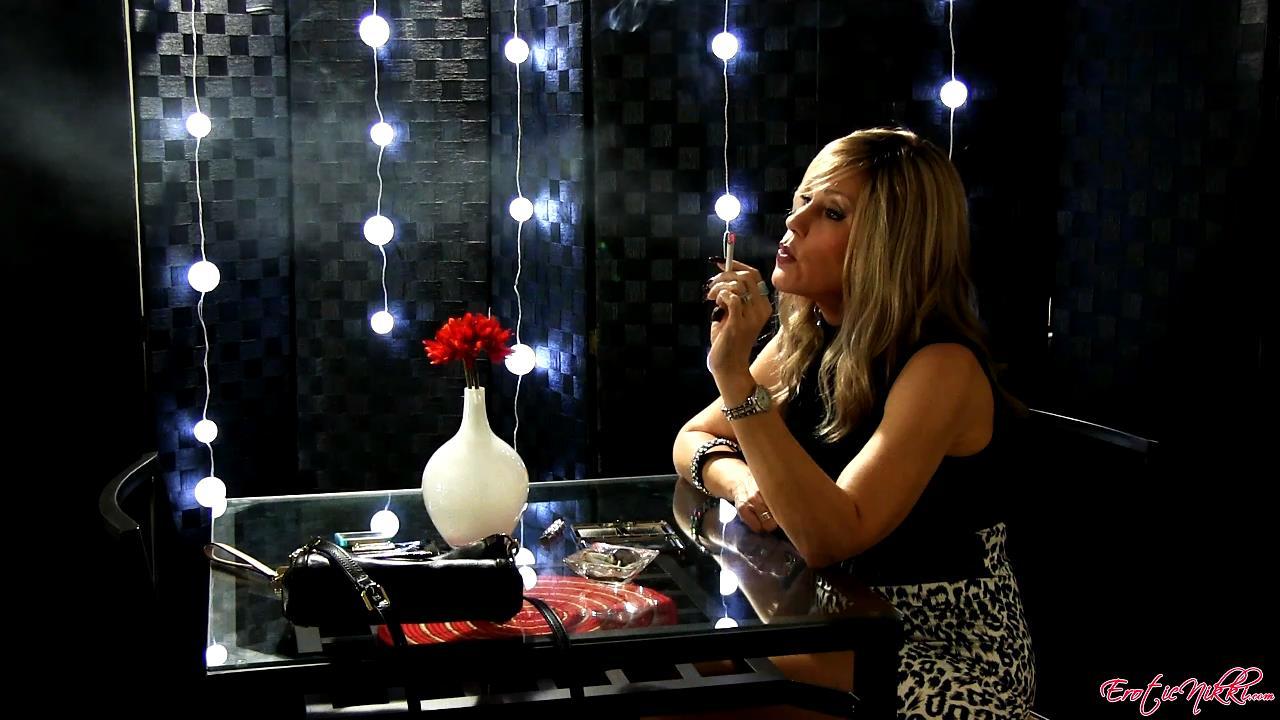 Erotic Nikki Ashton In Scene: One Cigarette Left - EROTICNIKKI - HD/720p/MP4