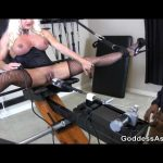 Goddess Ashlee Chambers In Scene: BBC and Fucking Machine Muscle Tease Part 2 – GODDESSASHLEE / ASHLEECHAMBERS – SD/480p/MP4