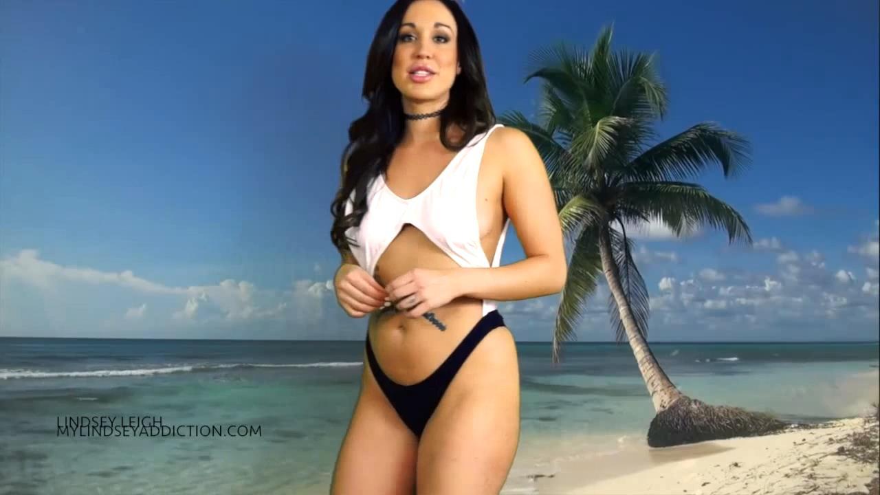 Lindsey Leigh In Scene: Chastity On The Beach - MYLINDSEYADDICTION - HD/720p/MP4